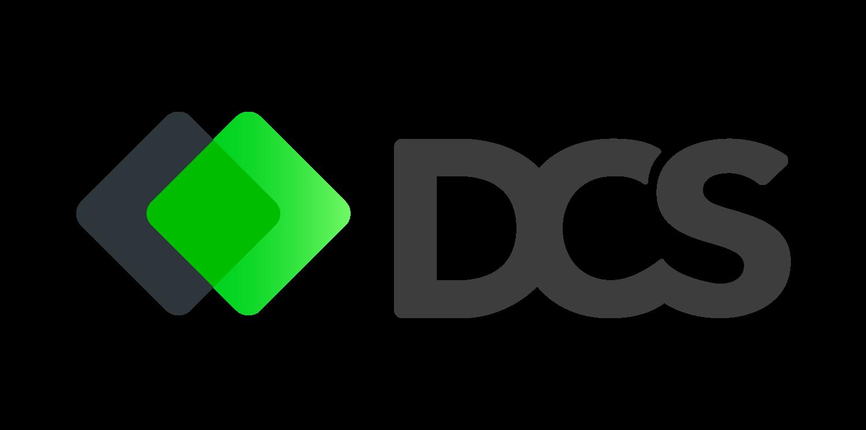 Logo DCS SA - Sistema de telecomunicaciones y soluciones informáticas